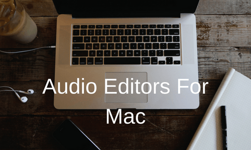 Audio Editors For Mac