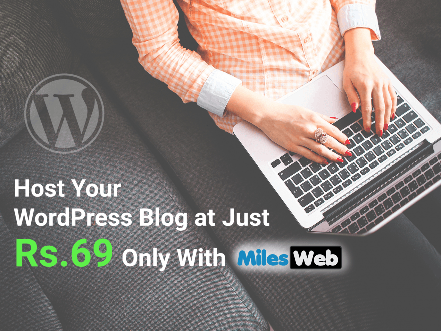 Get your WordPress Blog Hosted at Just_1